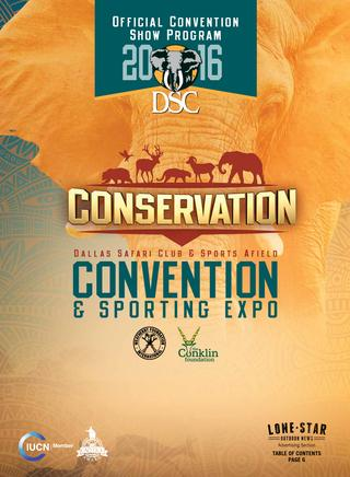 SpainOutfitters asistirá a la Dallas Safari Club Convention 2016